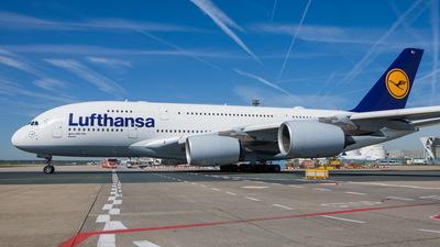 D-AIMJ - Airbus A380-841 - Lufthansa