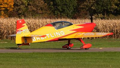 HB-MTD - Extra 200 - Aero Club - Yverdon-les-Bains
