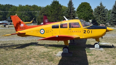 134201 - Beechcraft CT-134 Musketeer - Canada - Royal Air Force