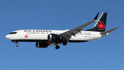 C-FSEQ - Boeing 737-8 MAX - Air Canada