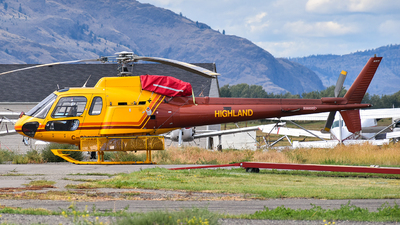C-GMVF - Aérospatiale AS 350B2 Ecureuil - Highland Helicopters