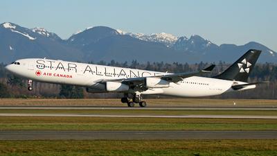 C-FYLD - Airbus A340-313X - Air Canada