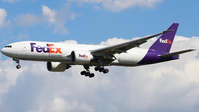 N882FD - Boeing 777-F28 - FedEx
