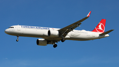 A picture of TCLSH - Airbus A321271NX - Turkish Airlines - © Luiza M.