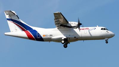 A picture of ECJBN - ATR 42300(QC) - Swiftair - © Cele