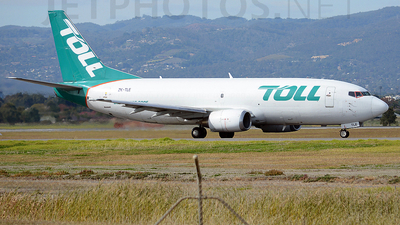 ZK-TLE - Boeing 737-3S1(SF) - Airwork New Zealand