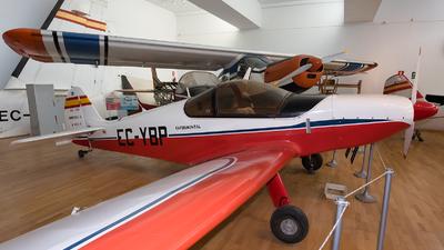 EC-YBP - Nicollier HN.700 Menestrel II - Private