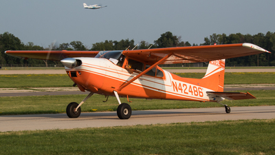 N42486 - Cessna 180J Skywagon - Private