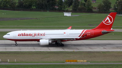 TC-AGL - Airbus A330-203 - AtlasGlobal
