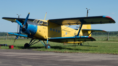 UR-54843 - PZL-Mielec An-2 - Private
