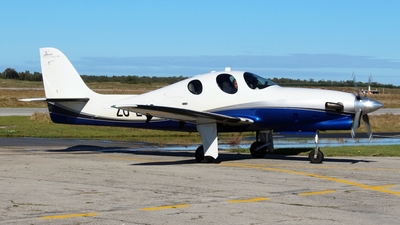 ZU-EVO - Lancair Evolution - Private