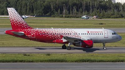 A picture of VPBIQ - Airbus A319111 - Rossiya - © Rakitin Nikita