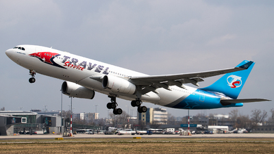 OK-GBB - Airbus A330-243 - Travel Service Poland (Air Transat)