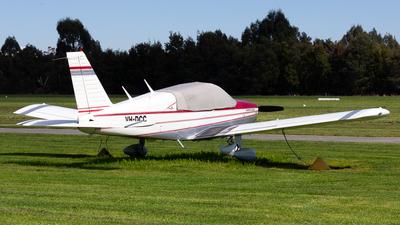 VH-DCC - Piper PA-28-235 Cherokee D - Private