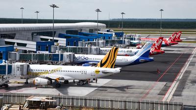WMKK - Airport - Ramp