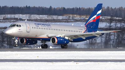 A picture of RA89126 - Sukhoi Superjet 10095B - Aeroflot - © Aktug Ates