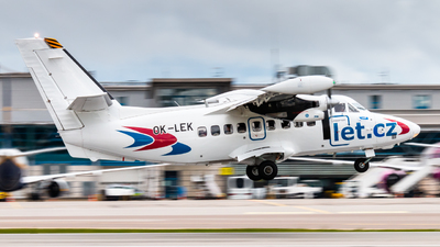 OK-LEK - Let L-410UVP-E20 Turbolet - Aircraft Industries