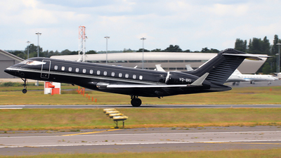 VQ-BKI - Bombardier BD-700-1A10 Global Express XRS - Private