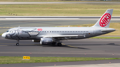 D-ABHL - Airbus A320-214 - Air Berlin