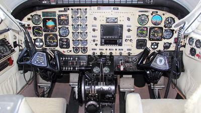 PP-SCF - Beechcraft C90 King Air - Private