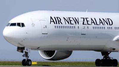 ZK-OKO - Boeing 777-319ER - Air New Zealand