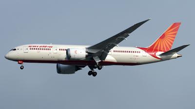 VT-NAA - Boeing 787-8 Dreamliner - Air India - Flightradar24