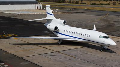 VQ-BLP - Dassault Falcon 7X - Private