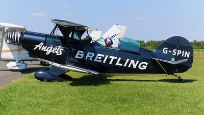 A picture of GSPIN - Pitts S2A Special - [2110] - © David Cook