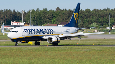 EI-EXE - Boeing 737-8AS - Ryanair