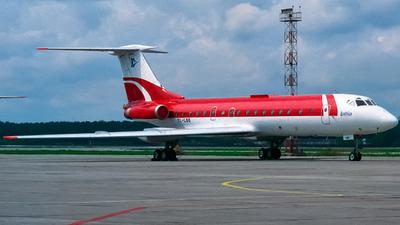 YL-LBB - Tupolev Tu-134A - Latavio - Latvian Airlines