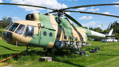 6207 - Mil Mi-8T Hip - Hungary - Air Force