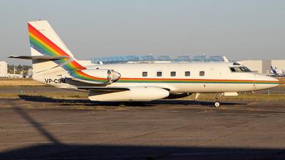 VP-CSM - Lockheed L-1329 JetStar II - Ashmawi Aviation