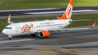 PR-GXM - Boeing 737-8EH - GOL Linhas Aéreas