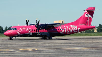 F-WWLC - ATR 42-600 - Silver Airways