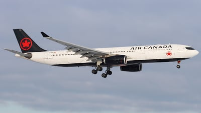 A picture of CGEGC - Airbus A330343 - Air Canada - © Joost Alexander