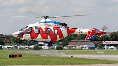 910 - Kazan Ansat - Kazan Helicopter Plant
