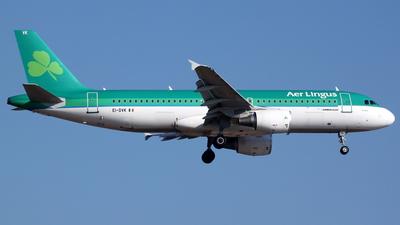 EI-DVK - Airbus A320-214 - Aer Lingus