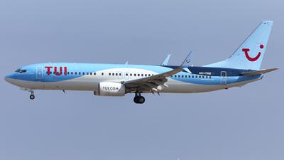 OO-TNB - Boeing 737-8K5 - TUI
