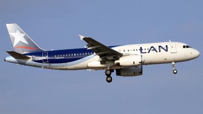CC-BAE - Airbus A320-233 - LAN Airlines
