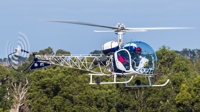 VH-RTO - Bell 47G-5 - Private