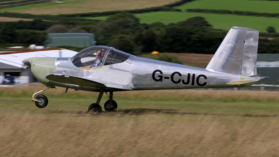 G-CJIC - Vans RV-12 - Private