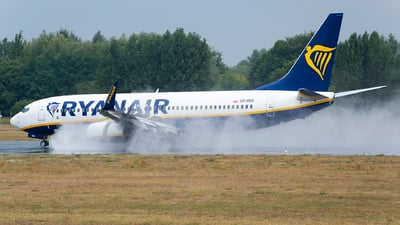 SP-RKD - Boeing 737-8AS - Ryanair Sun