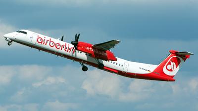 D-ABQB - Bombardier Dash 8-Q402 - Air Berlin (LGW Luftfahrtgesellschaft Walter)