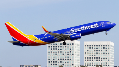 A picture of N8568Z - Boeing 7378H4 - Southwest Airlines - © Mangus