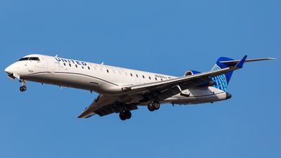 A picture of N506GJ - Mitsubishi CRJ550 - United Airlines - © Martin Pinnau