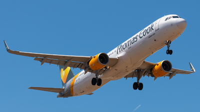 OY-TCD - Airbus A321-211 - Thomas Cook Airlines Scandinavia