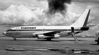 CF-TAN - Boeing 737-2A9(Adv) - Transair