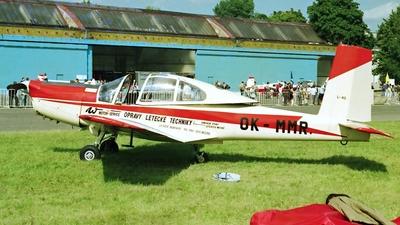 OK-MMR - Orlican L-40 Meta-Sokol - Aeroclub Bubovice