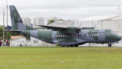 FAB2806 - CASA C-105A Amazonas - Brazil - Air Force