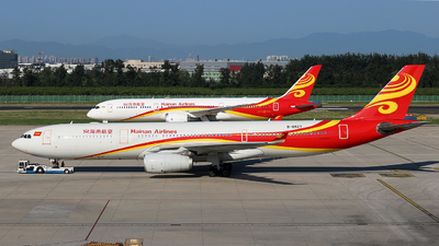 B-6527 - Airbus A330-343 - Hainan Airlines